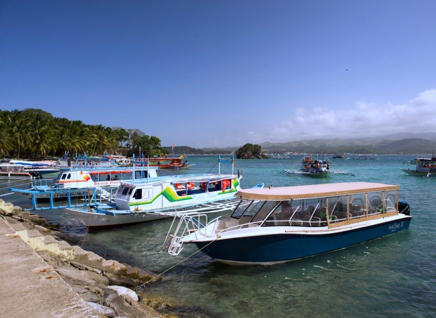 Caticlan Airport to Boracay Transfer